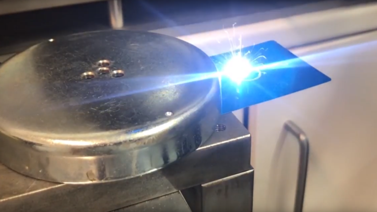 200 watt laser - Laser Marking Technologies