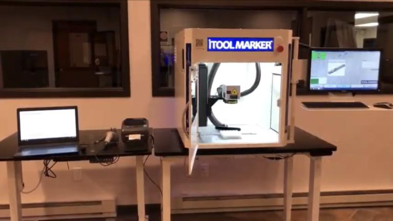 Tool Marker - Laser Marking Technologies