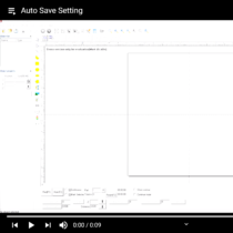 auto-save-setting