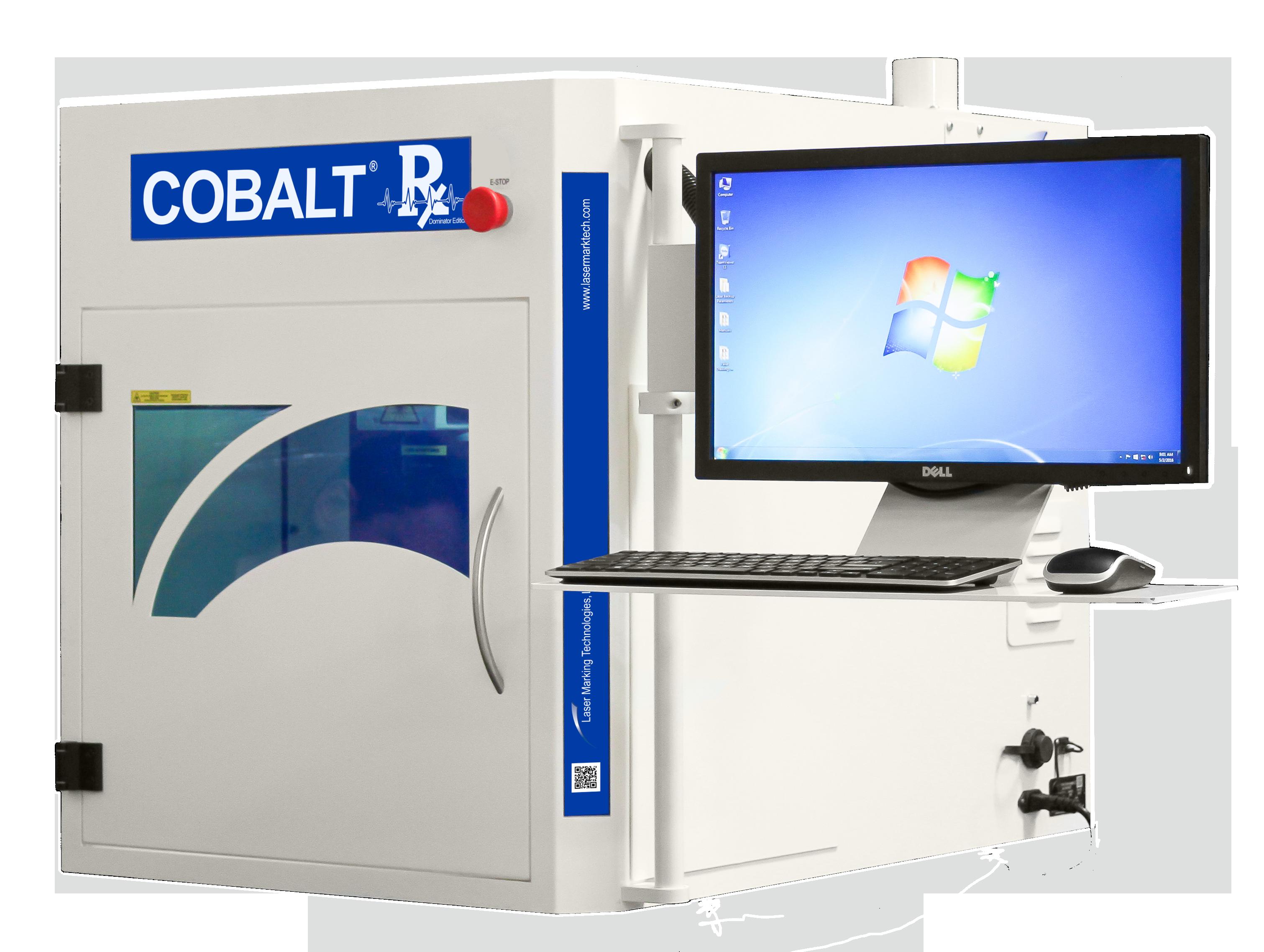 Cobalt RX Dominator - Laser Marking Technologies
