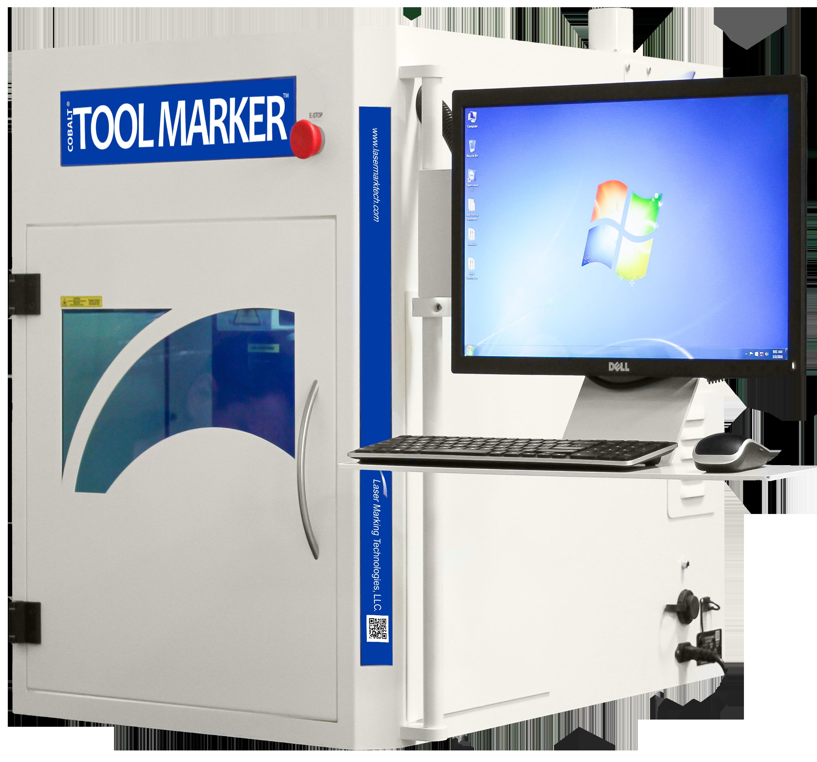 Cobalt ToolMarker - Laser Marking Technologies