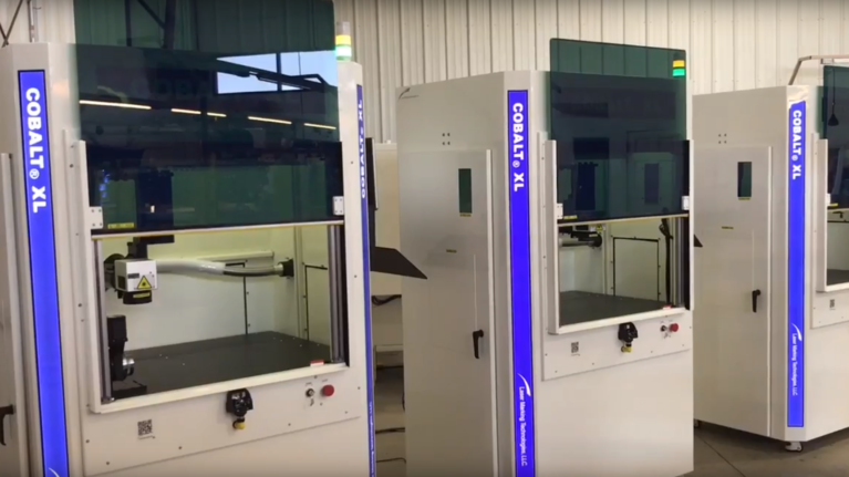 Auto Door Laser Marking - Laser Marking Technologies