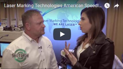 Shot Show - Rick Weisbarth - Laser Marking Technologies