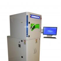 Dominator tag machine - Laser Marking Technologies