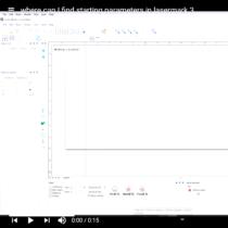 starting-parameters